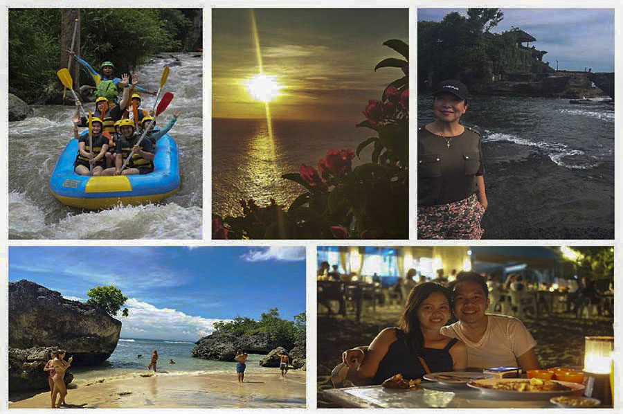 White Water Rafting - Tanah Lot - Uluwatu Tour