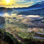 Hunting for Foggy Sunrise at Pinggan Village