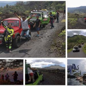 Black Lava Jeep Adventure Tour Package