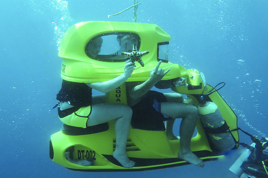 Underwater Scooter