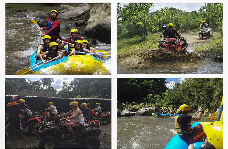 White Water Rafting And ATV Ride Tour