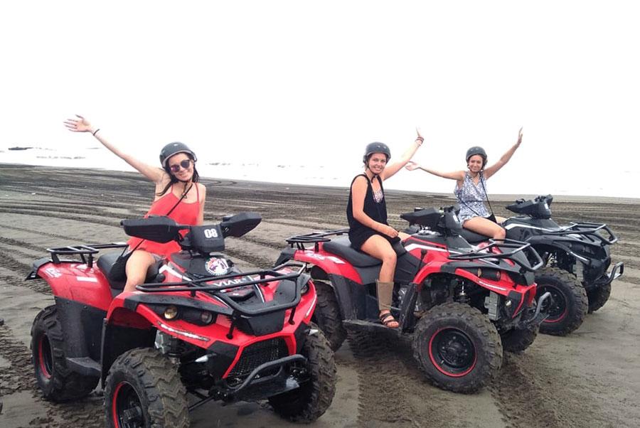 Bali Safest Driver ATV Ride Tour