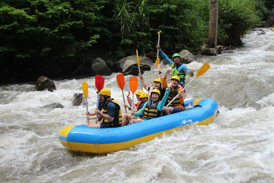 Ayung Rafting Tour Bali Safest Driver - Bali Driver