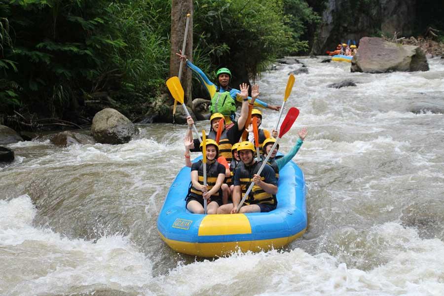 Ayung Rafting Tour Bali Safest Driver