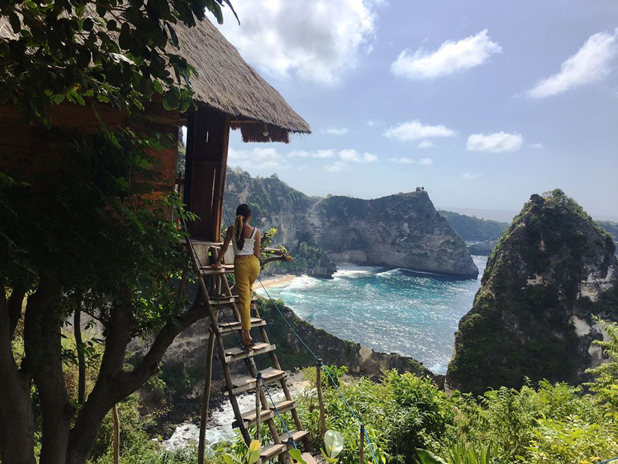 Tree House Molenteng Nusa Penida Tour 1 Sightseeing Bali Safest Driver