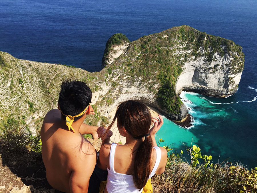 Kelingking Beach Nusa Penida Tour 1 Sightseeing Bali Safest Driver
