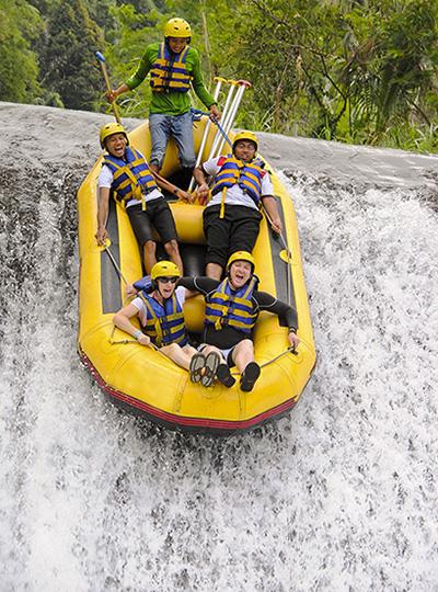 Telaga Waja Rafting Tour Bali Safest Driver