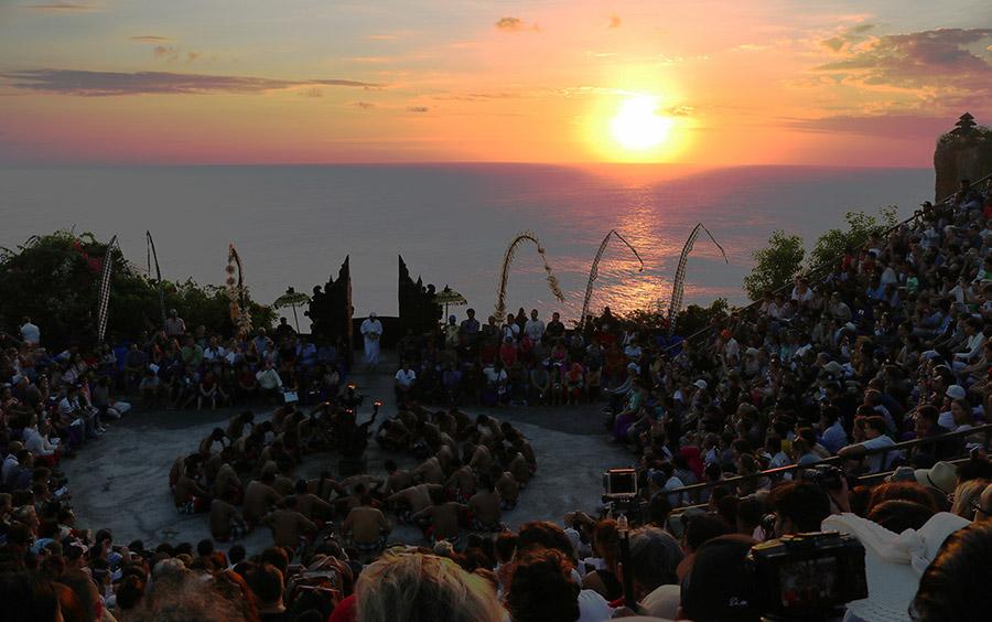 Bali Safest Driver Uluwatu Sunset Kecak Dance