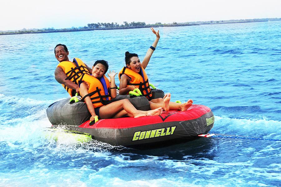 Bali Water Sport Tour