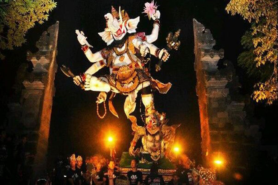 Bali Attractions Silent Day Tour in Bali
