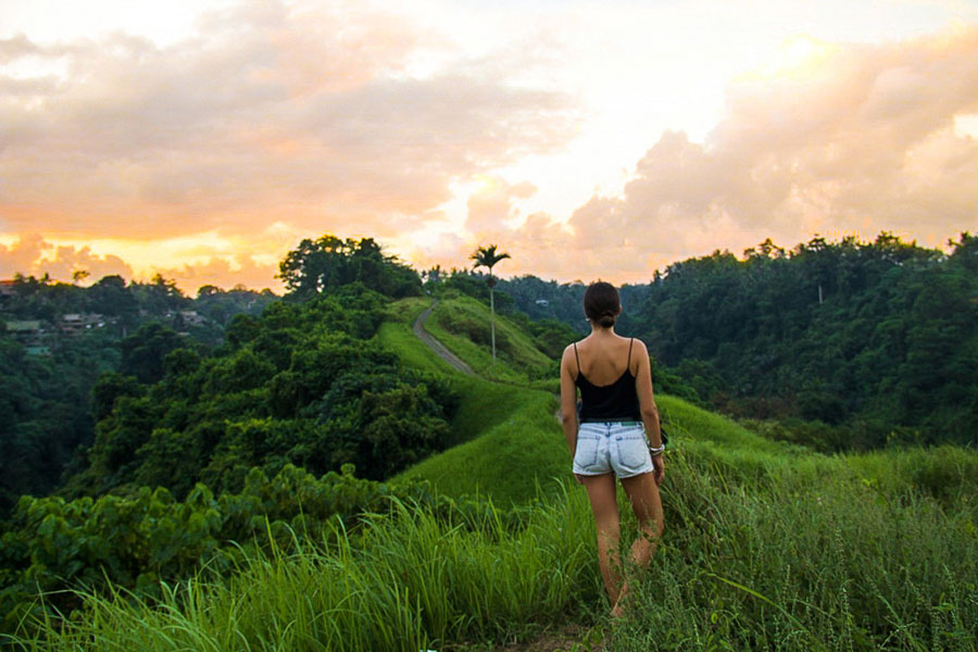 Campuhan Ridge Walk Bali Private Tour for Sunset Lovers