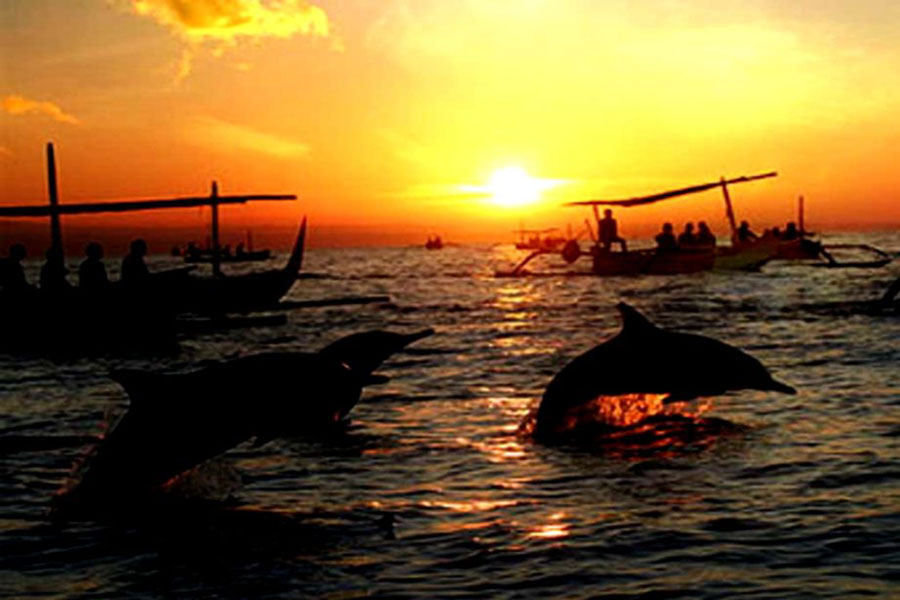 Lovina Beach Bali Private Tour for Sunset Lovers