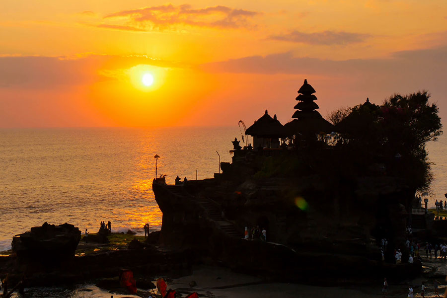 Tanah Lot Bali Private Tour for Sunset Lovers