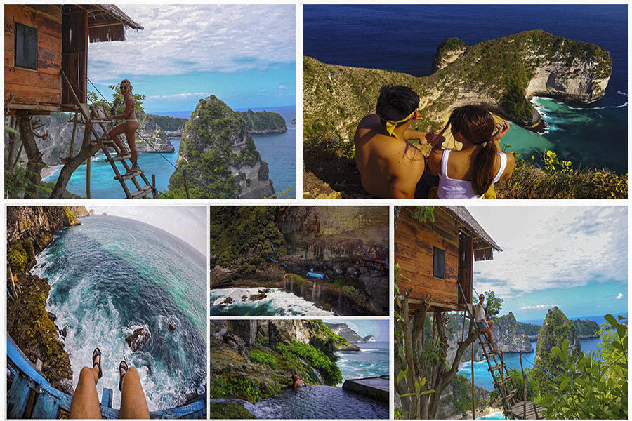 Bali Private Tour Packages Goes to East Nusa Penida