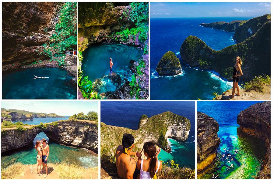 Discovering West Nusa Penida