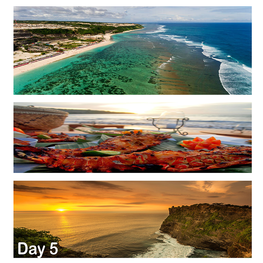 Complete Bali Tour Package