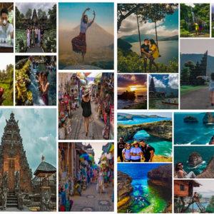 Bali Sightseeing Combine Nusa Penida Tour