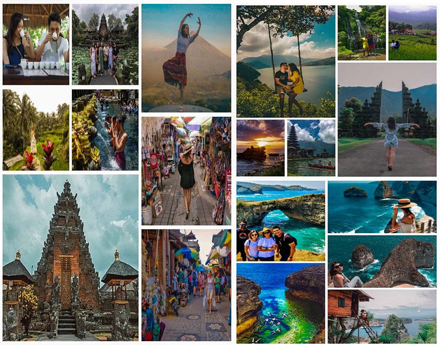3 Days Bali Sightseeing Combine Nusa Penida Tour