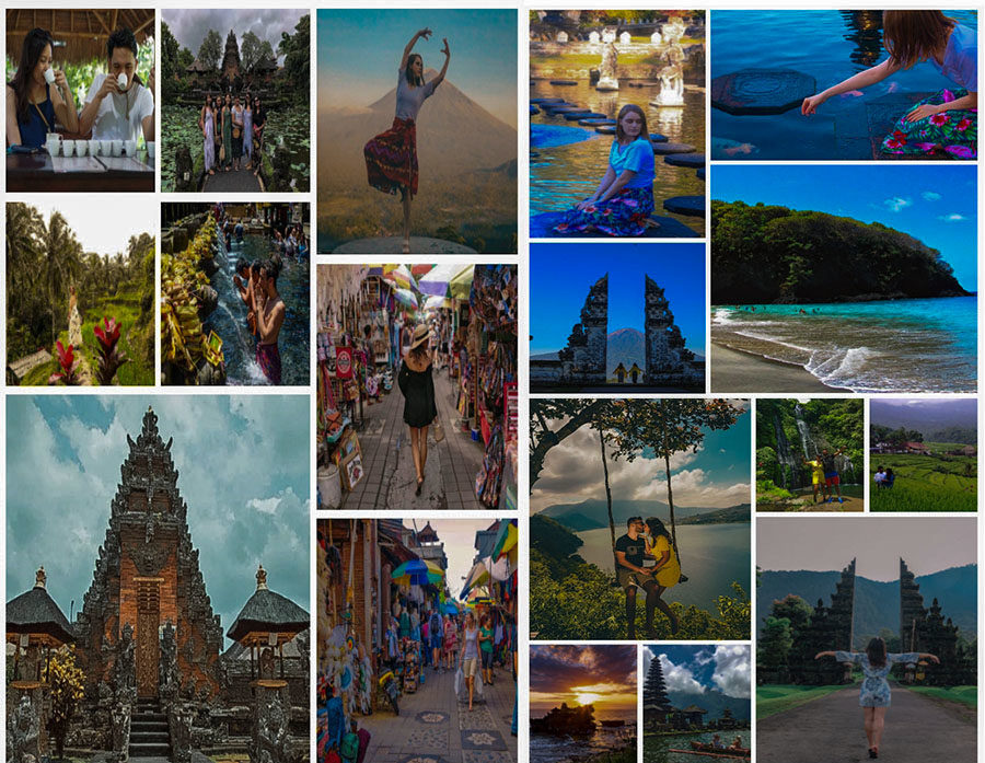 3 Days Bali Private Sightseeing Tour Package