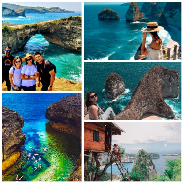 Compelete Nusa Penida Island Tour east and west