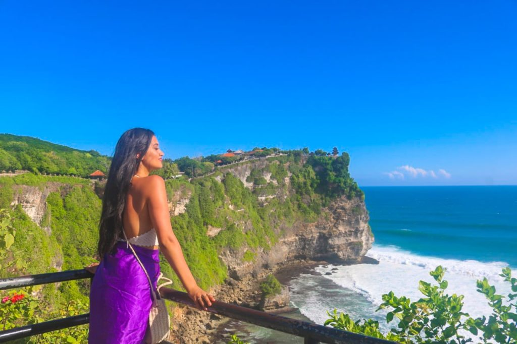 Uluwatu Temple – Entrance Fee And The Best Location To View Sunset