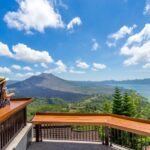 Kintamani - The best place to hangout & Background of Mount Batur