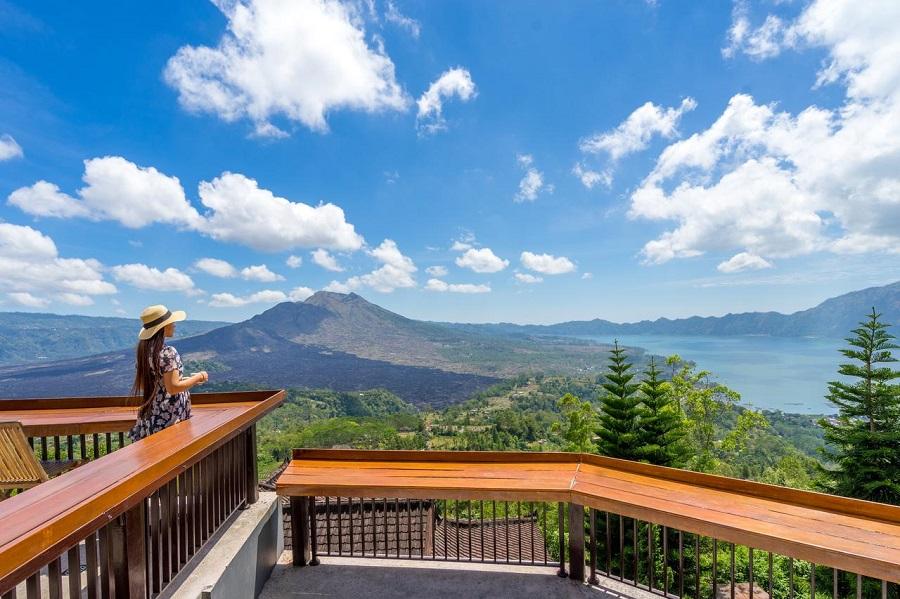 Kintamani – The best place to hangout & Background of Mount Batur