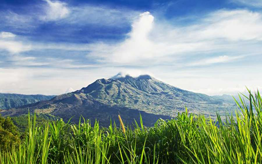 Kintamani tourist attractions and Natural Beauty of the Mountain