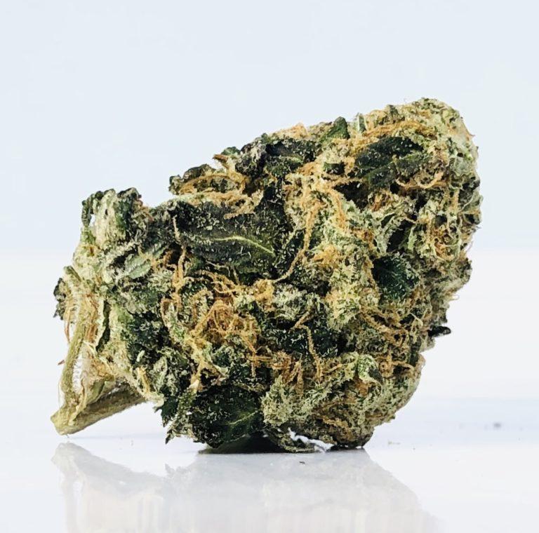 gorgeous bud of Darkstar Chemdog Tangie (DSCT) by curio