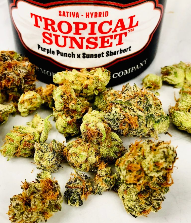 Tropical Sunset by Evermore Cannabis Company