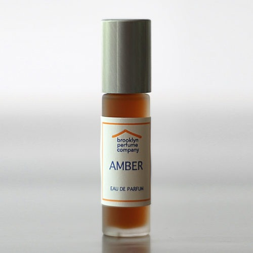10ml AMBERGRIS Eau de Perfum by brooklyn perfume company