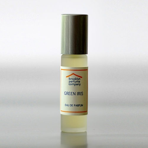 """Green Iris"" Travel-sized Eau de Parfum by Brooklyn Perfume Company"