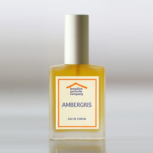 Ambergris Eau de Parfum by Brooklyn Perfume Company, 30ml