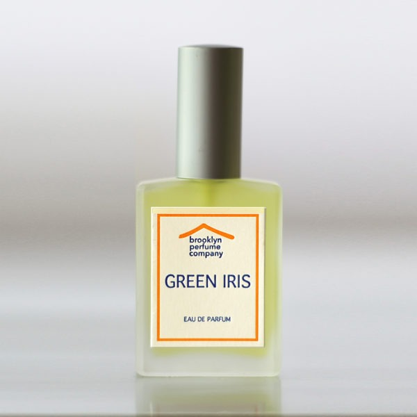 GREEN IRIS Eau de Parfum by Brooklyn Perfume Company, 30ml