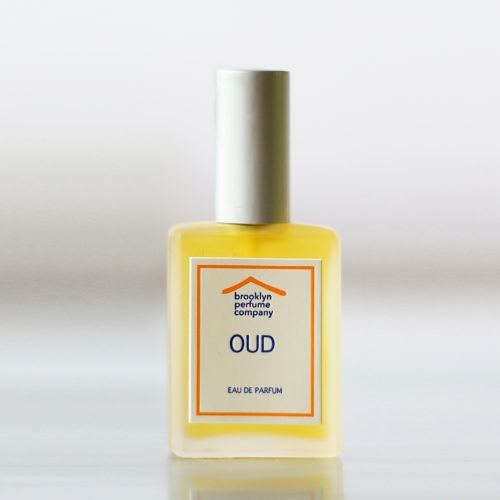 Oud Eau de Parfum made by Brooklyn Perfume Company, 30ml
