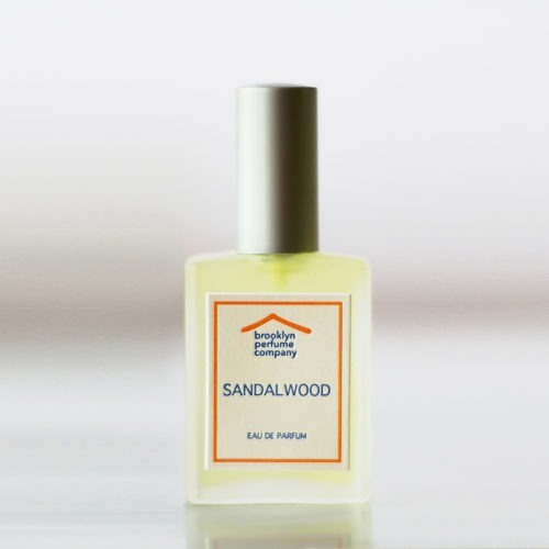 SANDALWOOD Eau de Parfum by Brooklyn Perfume Company, 30ml