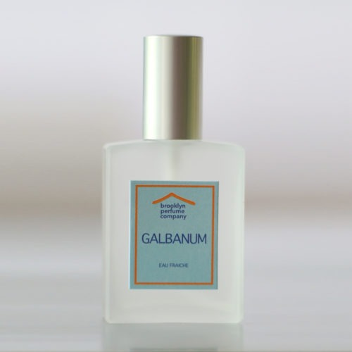 GALBANUM Eau Fraîche, 60ml by Brooklyn Perfume Company