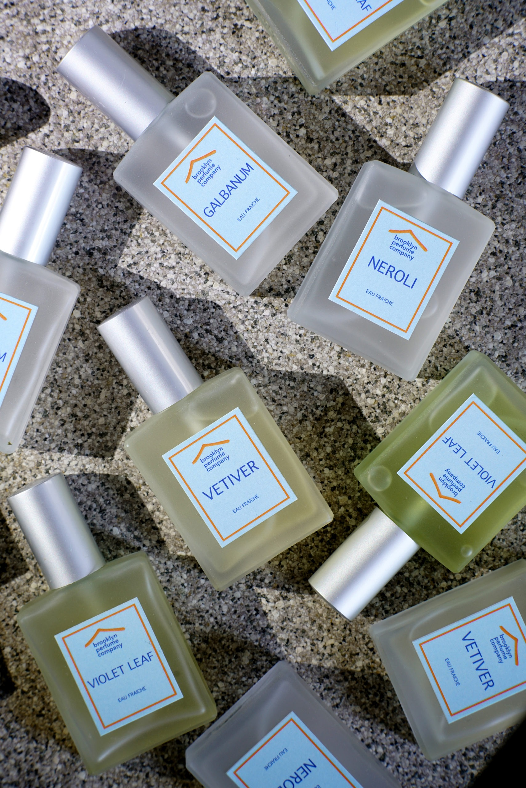 Four Refreshing Scents