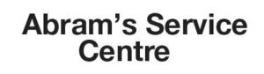 Abram's Service Centre Logo
