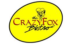 Crazy Fox Bistro Logo