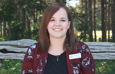 Team Member Danielle Marshall