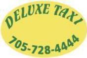 Deluxe Taxi Logo