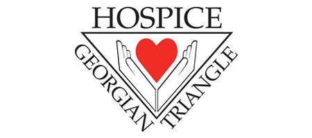 Georgian Triangle Hospice Logo
