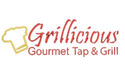 Grillicious Gourmet Logo