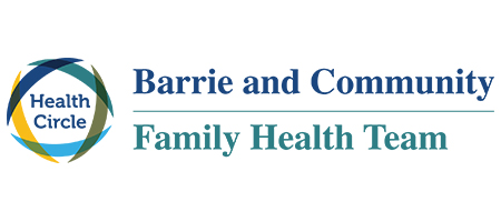 Barrie and Community Family Health Team Logo