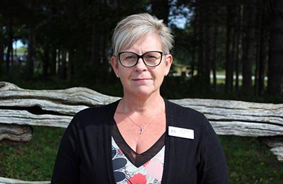 Team Member Judi Luscombe