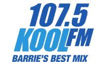 107.5 Kool FM Logo