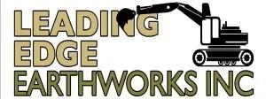 Leading Edge Earthworks Inc. Logo
