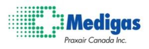 Medigas Logo