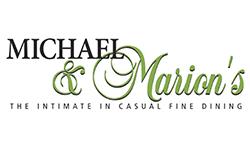 Michael & Marion's Logo